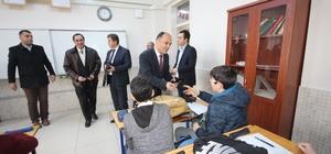Beyşehir'de öğretmenlere anlamlı hediye
