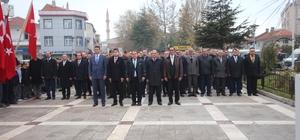 Beyşehir'de 24 Kasım Öğretmenler Günü kutlaması