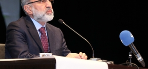 Esk Enerji ve Tabi Kaynaklar Bakanı Taner Yıldız: