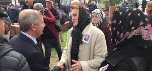 Emekli Gazi Tuğgeneral Küçük son yolculuğuna uğurlandı