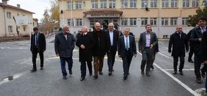 Başkan Memduh Büyükkılıç, Hürriyet Mahallesi'nde