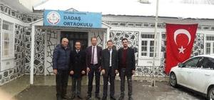 """Atatürk Üniversitesi Vakıf Okullarından """"Bir Bot Bir Mont"""" kampanyası"""
