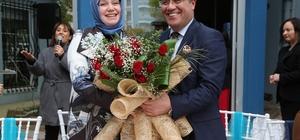 Atakum'da 24 Kasım kutlaması