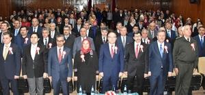 Afyonkarahisar'da 24 Kasım Öğretmenler Günü kutlandı