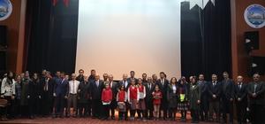 Develi'de 24 Kasım Öğretmenler Günü etkinlikleri coşkulu geçti
