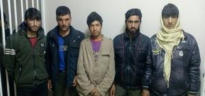 Adana'da 37 yabancı uyruklu yakalandı