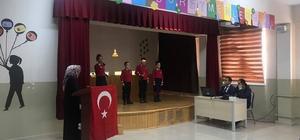 Çıldır'da Öğretmenler Günü programı