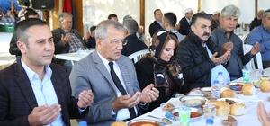 Cankutaran ve Tarhan, Şehit Doğan'ın 7 yemeğine katıldı