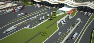 Hamzabeyli Sınır Kapısı'nın modernizasyonu