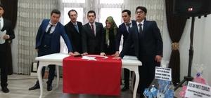 Daday'da 24 Kasım Öğretmenler Günü kutlandı
