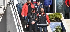 Muğla'da 18 yabancı uyruklunun yakalanması