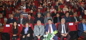 7 Aralık Üniversitesinde 24 Kasım Öğretmenler Günü kutlandı