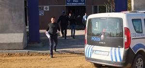 Mazot hırsızları polisten kaçamadı