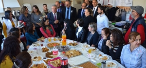 Başkan Kayalı'dan öğretmenlere ziyaret
