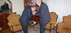 AK Parti İl Başkanı Karadağ'dan anlamlı kutlama