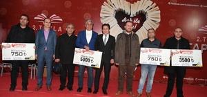 Tuzla Belediyesi 2. Ulusal Hikaye ve Şiir Yarışması'nın ödülleri sahiplerini buldu