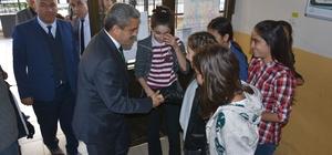 azilli Belediyesi ortaokula kantin kazandırıyor