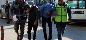 Konya'da 18 okul ve 4 iş yerinden hırsızlık iddiası