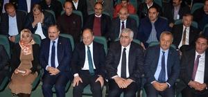 AK Parti Hınıs, Tekman İlçe Başkanları güven tazeledi