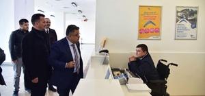 Başkan Yağcı, terminal esnafıyla bir araya geldi
