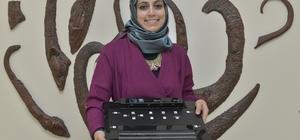 KMÜ'lü Yrd. Doç. Dr. Ayşe Eldem'in 'Üçüncü Göz' cihazına birincilik ödülü