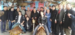 İmam Hatip Lisesi öğrencileri, Türkiye Deniz Canlıları Müzesi'ne hayran kaldı