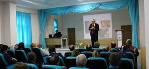 """Osmaneli'de """"Çocuklara Yönelik İhmal ve İstismarın Önlenmesinde Sorumluluklarımız Nelerdir?"""" konulu konferans"""