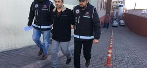 PKK propagandası yapan şahıs kaçak sigara ile yakalandı