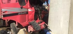 Dargeçit'te trafik kazası: 1 yaralı