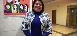 Mardin'de kadınlar için tek kişilik tiyatro