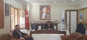 Pazaryeri Belediye Başkanı Yalçın'a ziyaret