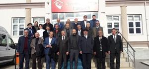 Elazığ'da kadına yönelik şiddeti önleme eğitimi