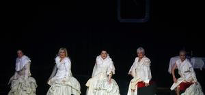 Yenimahalle'de kadın sorunlarına tiyatroyla dikkat çekildi