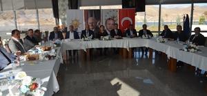 AK Parti Belediye Başkanları istişare toplantısı