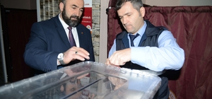 Tuzla Belediyesi 2. halk oylamasını İçmeler Mahallesi'nde gerçekleştirdi