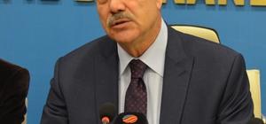 AK Partili Kaleli, Konya ve ülke gündemini değerlendirdi