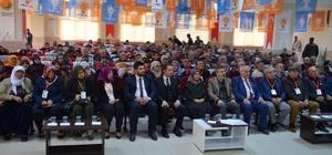 AK Parti Konya'da 6. Olağan İlçe Kongreleri devam ediyor
