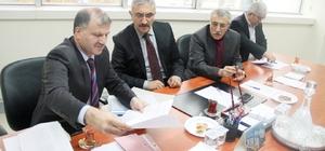 Büyükşehir Encümen Toplantısında kiralama ihaleleri yapıldı