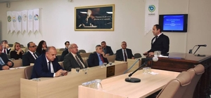 Tekirdağ Büyükşehir Belediyesi afetlere karşı iklim verileriyle önlem alacak