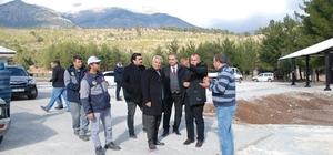 Pozantı'da mezarlık ve cenaze hizmetleri iyileştirildi