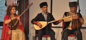 Türk Dünyası Aşıkları Osmaniye'de buluştu