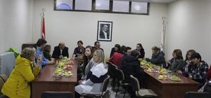 Başkan Yavaş beş ülkeden misafirlerini ağırladı