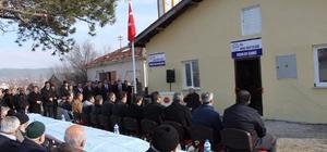 Araç'ta Camii ve Kuran Kursları açılışları yapıldı