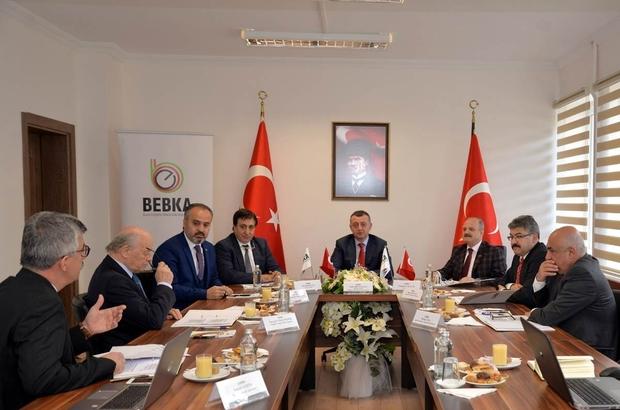BEBKA Toplantısı Bilecik'te yapıldı