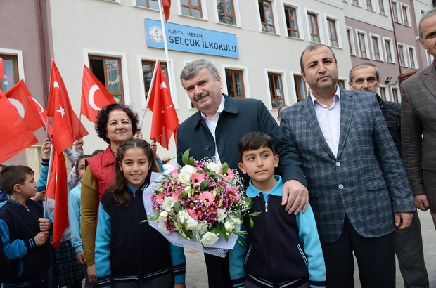onya Büyükşehir'den eğitime katkı