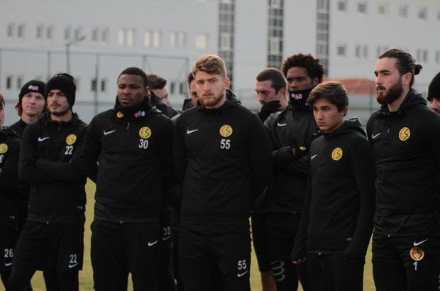 Eskişehirspor'da Samsunspor mesaisi başladı