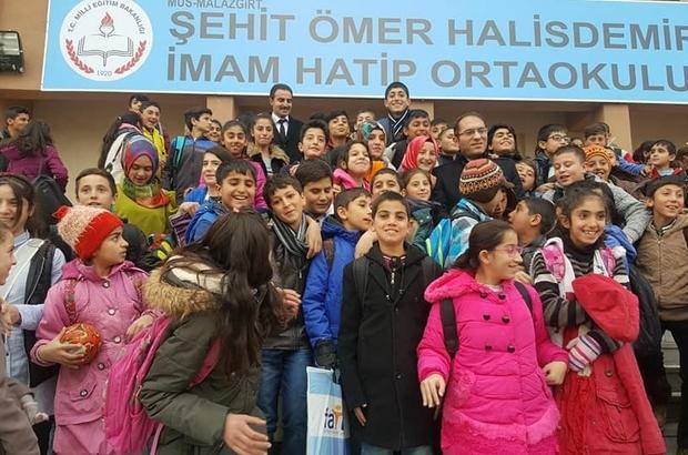 Milli Eğitim Müdürü Kaya'dan okullara ziyaret