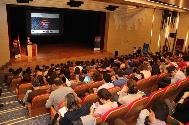 Anadolu Üniversitesinde 'Erasmus'tan Erasmus+'a 30 Yılın Hikâyesi' programı