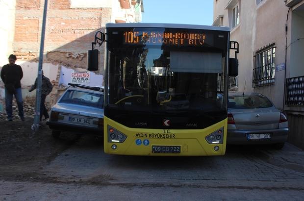 Aydın'da şoförlük zor zanaat oldu