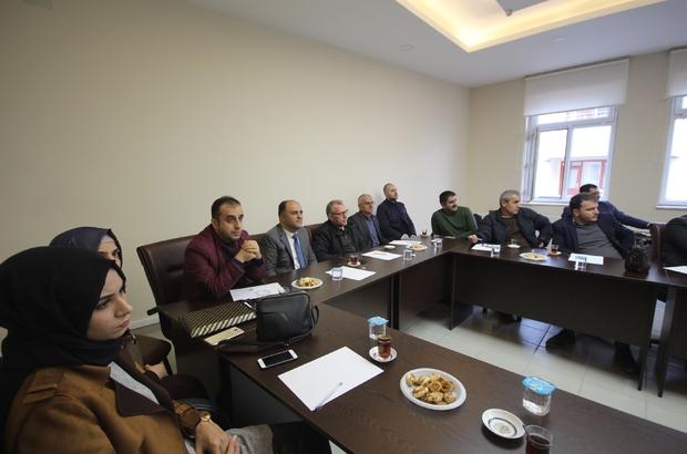 Beyşehir'in 1/binlik nazım imar planı tanıtıldı